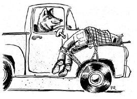 Cheney_roadkill